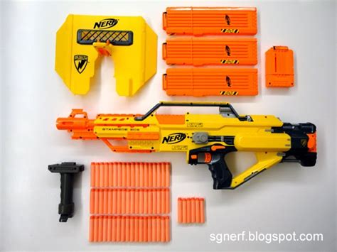 Outback Nerf: Nerf Stampede ECS Review
